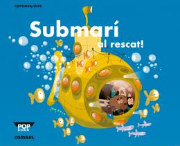 Llibre Pop Down: Submarí al rescat!